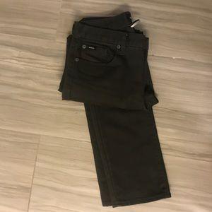 RVCA Jeans - RVCA dark gray jeans